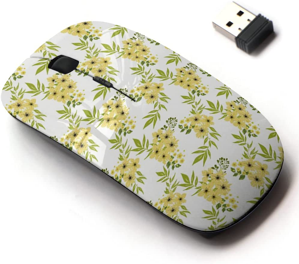 2.4G Wireless Mouse with shop Same day shipping Cute Pattern Laptops Design for All and