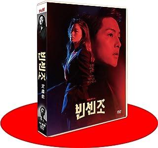 韓国ドラマ ヴィンチェンツォ DVD 完整版 TV+OST 11枚組DVD 全20話を収録 ソン・ジュンギ/チョン・ヨビン