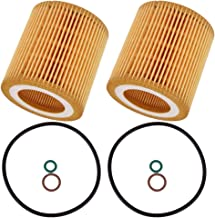 Oil Filter 11427541827 For BMW MANN HU816X (2-Pack)