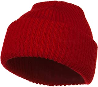 Artex Solid Plain Watch Cap Beanie