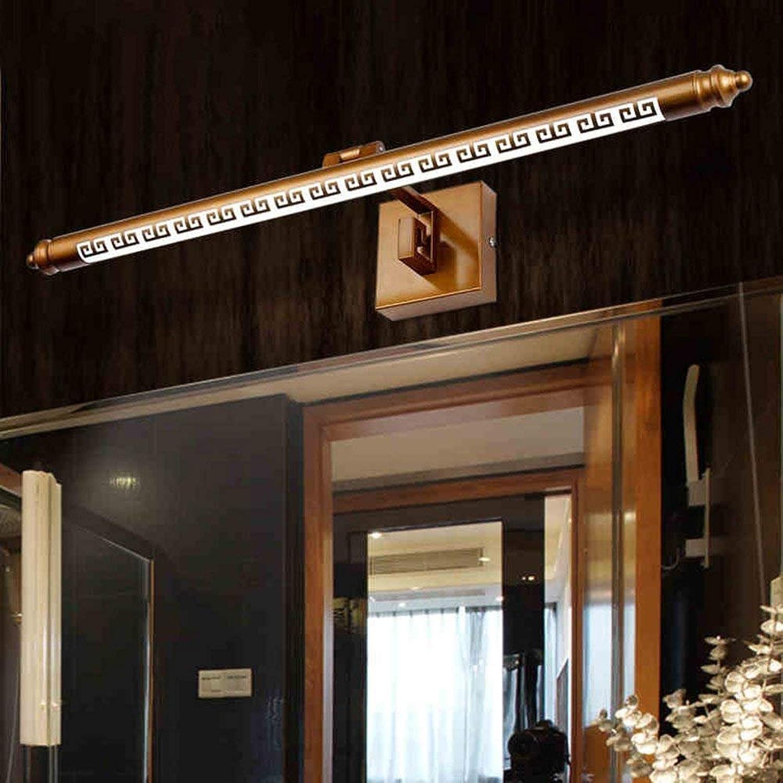 CN Hauptbadezimmer-Spiegel-Scheinwerfer-Badezimmer-Beleuchtungs-Spiegel-Lampe führte integratedtraditional Klassische rustikale Huschen-Weinlese-Antike-Eigenschaft für die geführte Birne eingesc