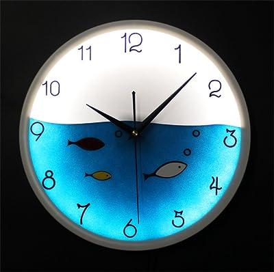 Steaean Despertador Reloj de Escritorio Reloj de Escritorio ...
