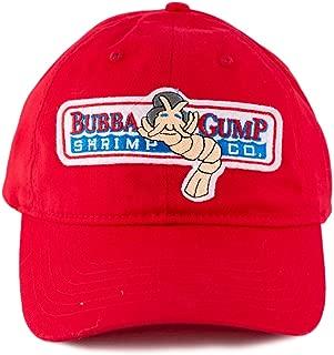 Bubba Gump Shrimp Red Hat Cap