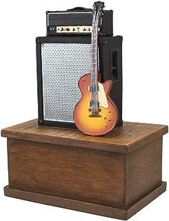 guitar cremation urn