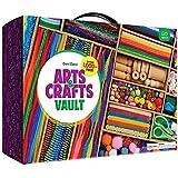 Arts and Crafts Vault - 1000+ Piece Craft Kit...