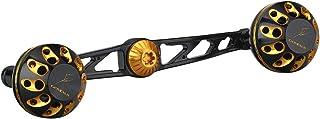 ゴメクサス (Gomexus) ダブル ハンドル 100 120mm シマノ ダイワ アブガルシア ベイトリール 用 16 アルデバラン BFS XG タトゥーラ 用 超々ジュラルミン製