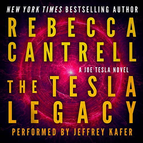 The Tesla Legacy cover art
