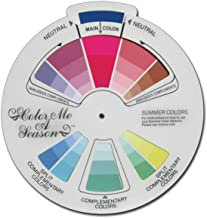 Color Me A Season Color Selector - Summer
