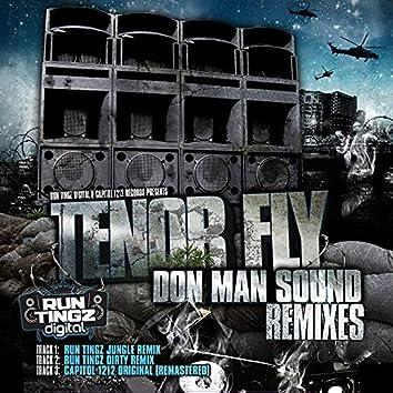 Don Man Sound Remixes