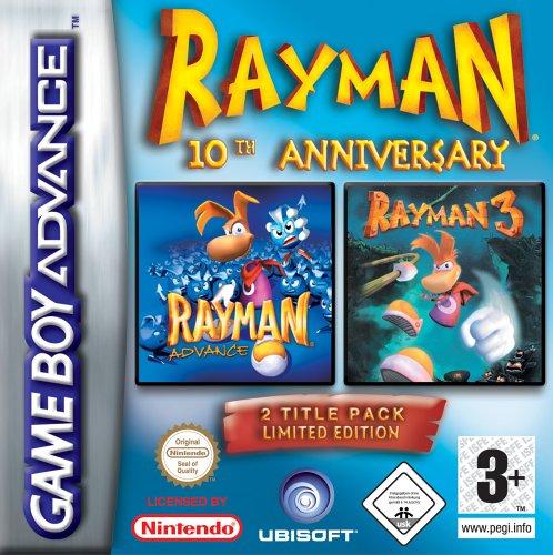 Rayman 10th Anniversary (Rayman Advance + Rayman 3)