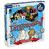 University Games UG-01114BN 2 Each Dicecapades Board Game