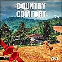 Country Comfort 2021年カレンダー
