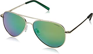 PLD8015N Polarized Aviator Sunglasses