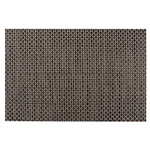 Hellery Tampon de Bijoux D'affichage de Tapis de Comptoir D'exposition Photographiant La Toile de Fond 45x30cm - Noir