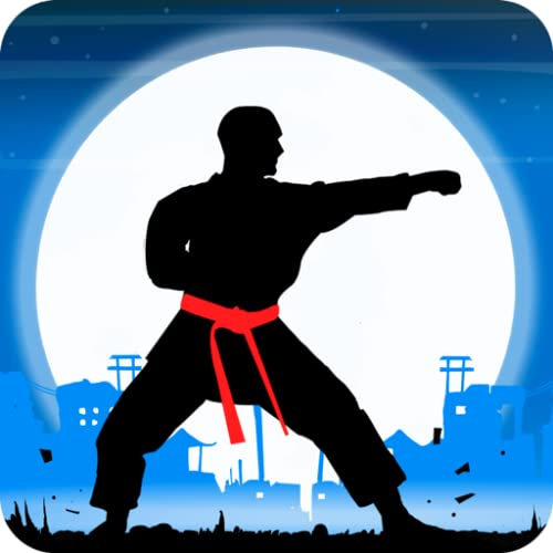 Karate Fighter : Real battles