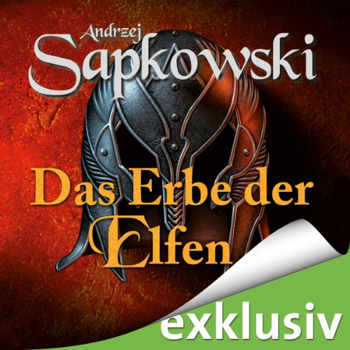 Das Erbe der Elfen (The Witcher 1) audiobook cover art