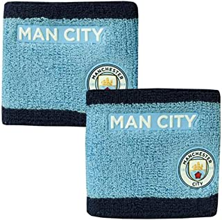 Official Licensed Manchester City F.C - Wristbands