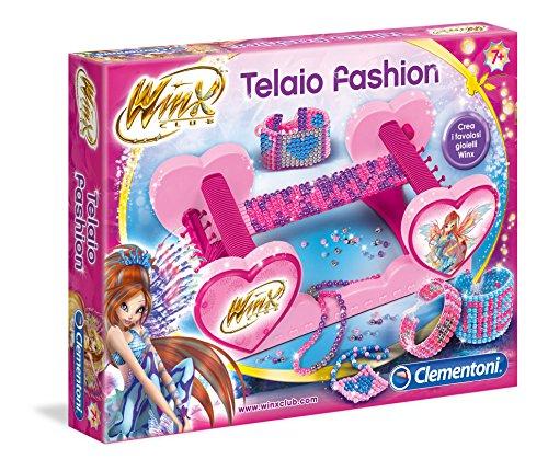 Clementoni -15809 - Winx Telaio Fashion