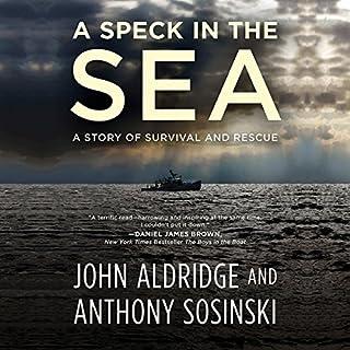 A Speck in the Sea cover art