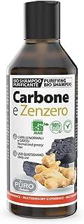 Forhans Shampoo Bio al Carbone e Zenzero - 250 ml