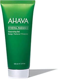 AHAVA mineral radiance cleansing cream, off-white, 100 ml