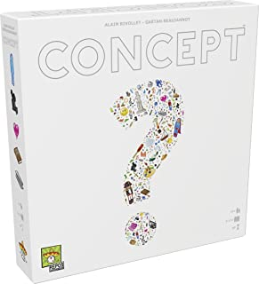 Asmodee Concept, 8640