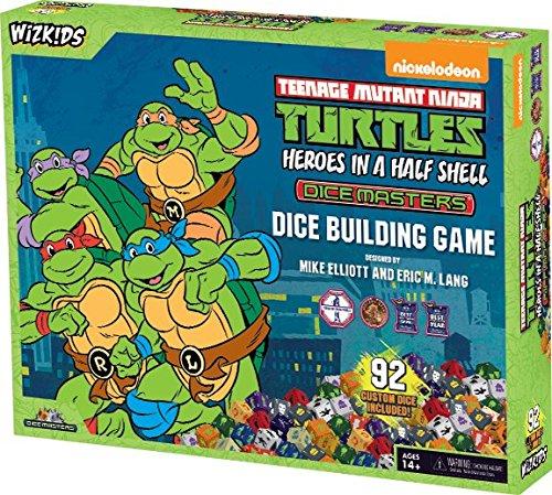 TMNT Dice Masters: Heroes in a Half Shell (Teenage Mutant Ninja Turtles)