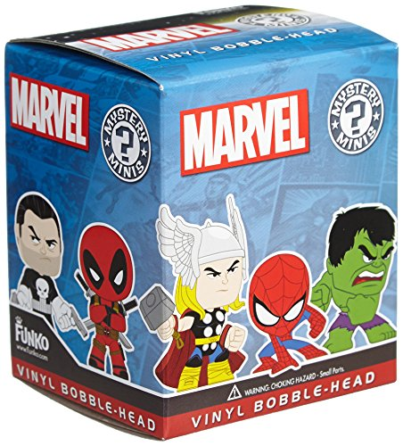Funko - Marvel - Mini Figuritas, un total de 24 figuras