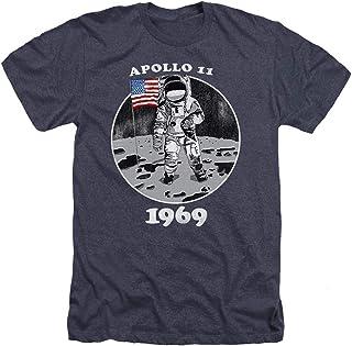 Popfunk NASA Apollo 11 1969 Astronaut Heather T Shirt & Stickers