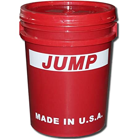 JUMPOIL エンジンオイル オイル 交換 ペール缶 ジャンプオイル アメリカ製 (PCDEO 5w30 ディーゼル車専用)