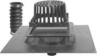 LSP T-6003 Roof Drain 3-Inch Uni-Flex with Hardware