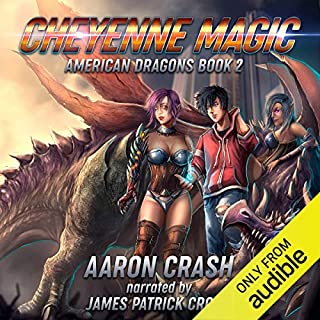 Cheyenne Magic: An Urban Fantasy Harem Adventure audiobook cover art
