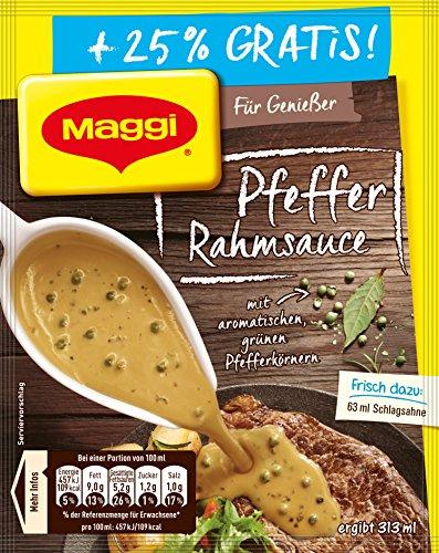 Maggi Pfeffer Rahmsauce, 28 g