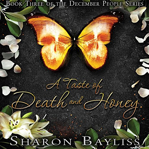 A Taste of Death and Honey audiobook cover art