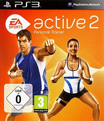 EA Sports Active 2 (PS3) - (Game Only)