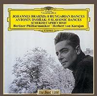 Brahms: Hungarian Dances/Dvorak: S by Herbert Von Karajan (2012-05-15)