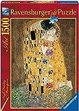 Puzzle Kilmt El Beso de 1500 piezas Ravensburger 16290