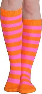 Women's Striped Knee High Socks