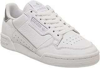 on sale eea58 f584a adidas Continental Blanc Argent EE8925 Sneaker pour Femme