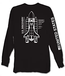 Men's Long Sleeve Graphic Fashion T-Shirt