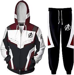 Survêtement Homme Ensemble de Sport Avengers Endga