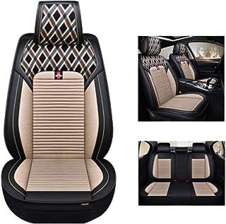 Tela de lino Cubierta de asiento de automóvil para auto Skoda Yeti Opel Insignia Renault Interior