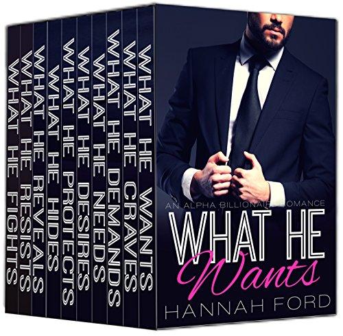 What He Wants (Books 1-10 Box Set)