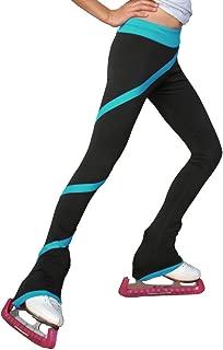 Chloe Noel Figure Skating Spiral Pants P06