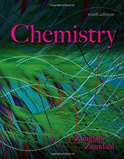 Chemistry (Not Textbook, Access Code Only) By Steven S. Zumdahl and Susan A. Zumdahl 9th Edition