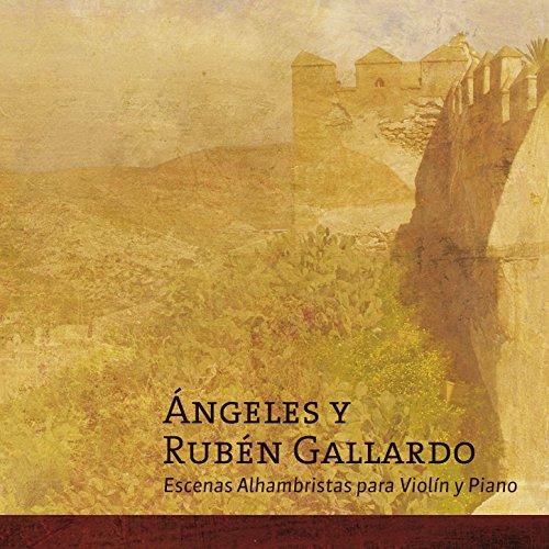 Escenas Alhambristas para Violín y Piano