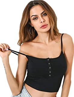 160d734053 Amazon.com: SheIn - Tops, Tees & Blouses / Clothing: Clothing, Shoes ...