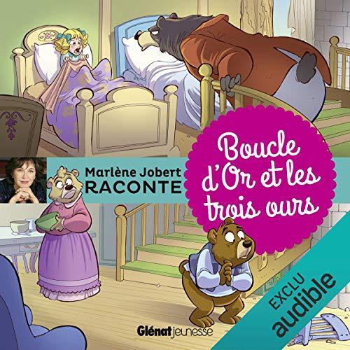 Boucle d'or et les trois ours audiobook cover art
