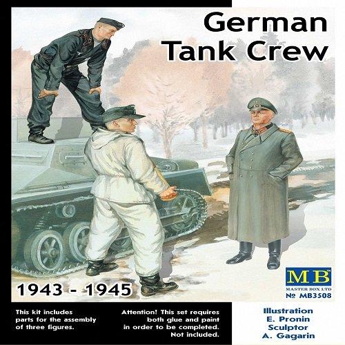 MasterBox MB3565 - 1/35 Deutsche Infanterie - Operation Milk Man