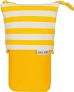 Sunstar Stationery Pen Case Delde Pop Yellow S1409662